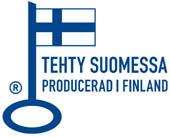 Valmistettu Suomesssa